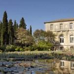 l'abbaye Saint-André - jardins