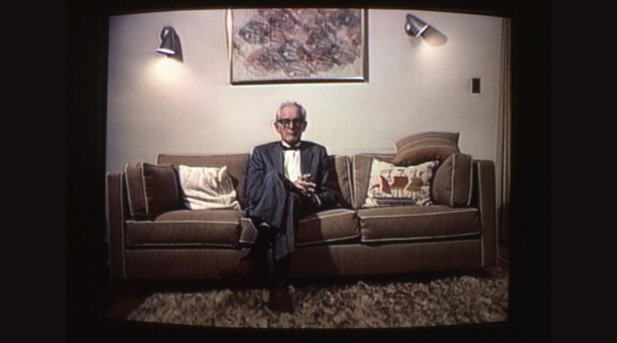Bill Viola reverse television