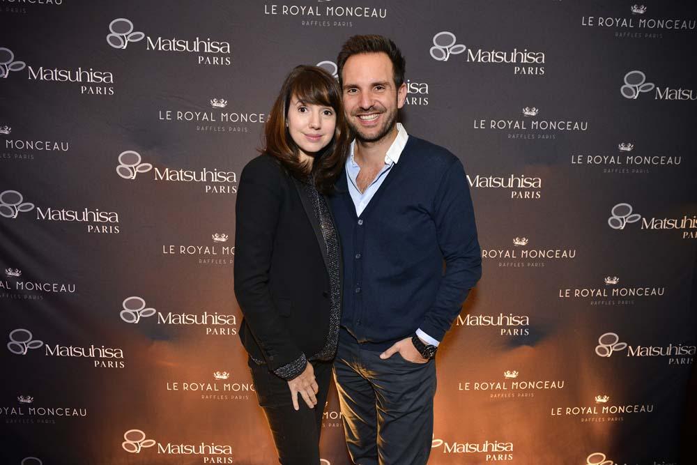 Christophe Michalak & Delphine McCarty