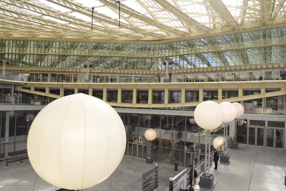 La Canopée - Les Halles 2016