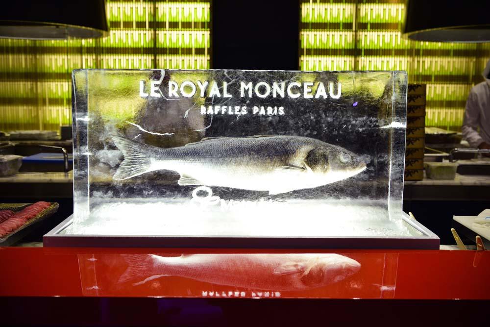 Nobu Matsuhisa et le palace Royal Monceau – Raffles Paris