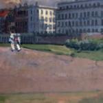 Normandie - Walter Sickert, Vue de l'Hôtel Royal