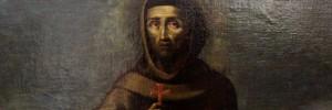 Portrait de saint François, Andréa de Vargas