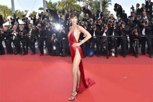 Cannes-Bella Hadid