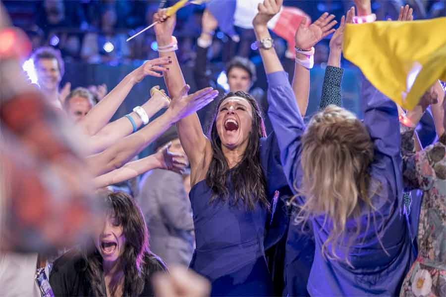 Jamala- Eurovision 2016