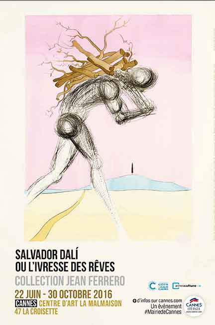 Cannes - Salvador Dali