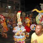 le festival Junkanoo