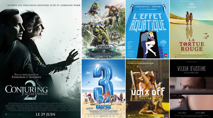 cinéma 29-06 - 5-07