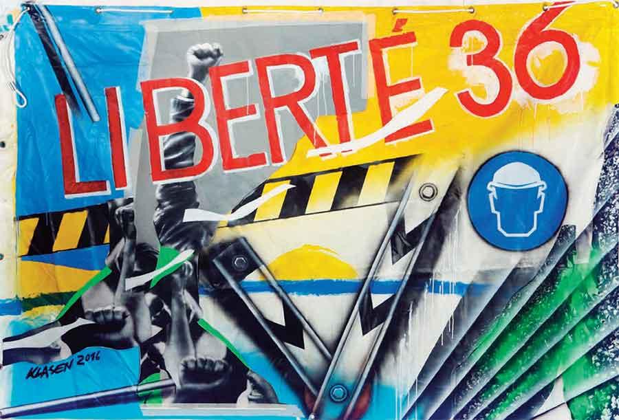 36 artistes célèbrent les 80 ans des congés payés nés en 1936