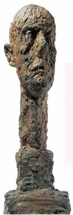 Les Messagers - Alberto Giacometti
