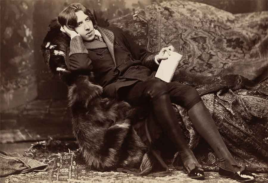 Mooc inédit consacré à Oscar Wilde