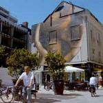 Angers : rue Saint‐Aubin