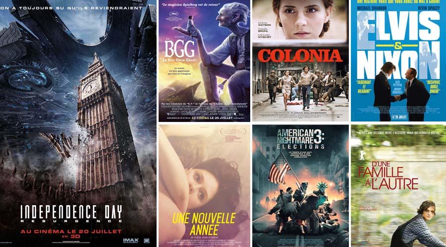 cinéma 20-27 juillet