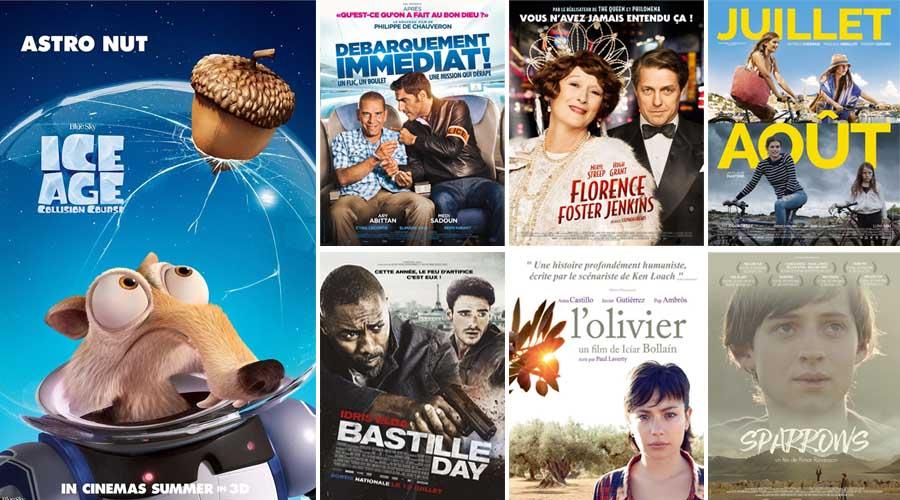 cinema 12 juillet