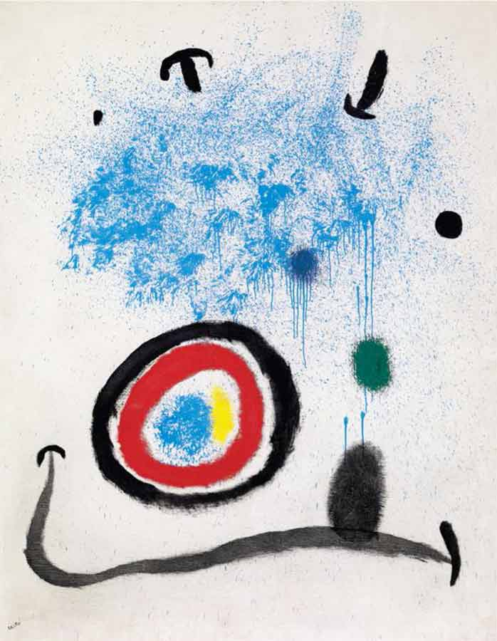 Les Messagers - Miro