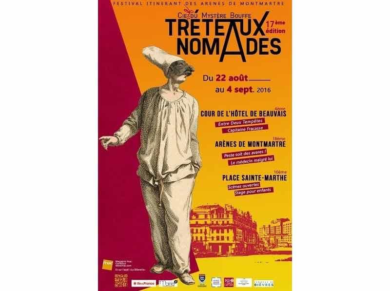 Montmartre - Tréteaux Nomades