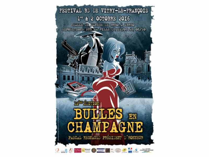 Champagne - Bulles de Champagne