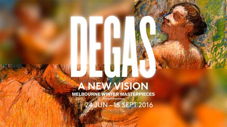 Degas : A New Vision