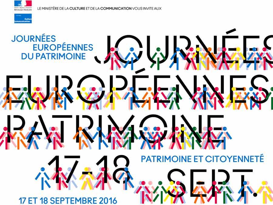 patrimoine - Journées européennes du patrimoine
