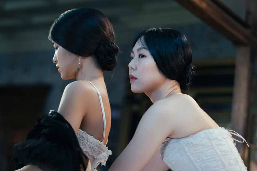 Mademoiselle de Park Chan-Wook