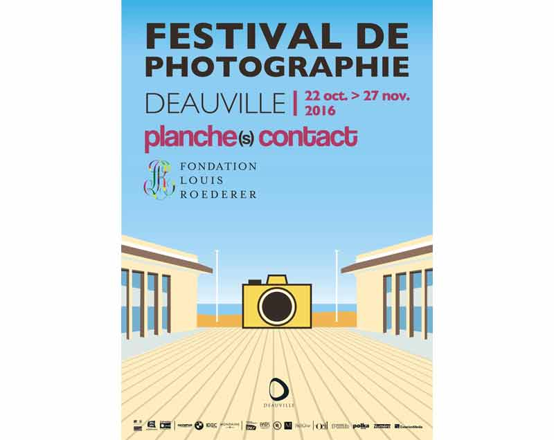 Planches Contact - Deauville