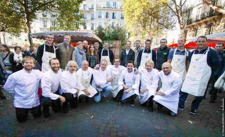 chefs Relais & Châteaux