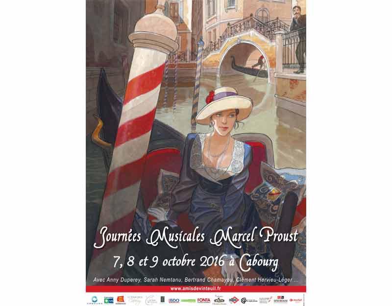 Proust - LesJournées Musicales Marcel Proust