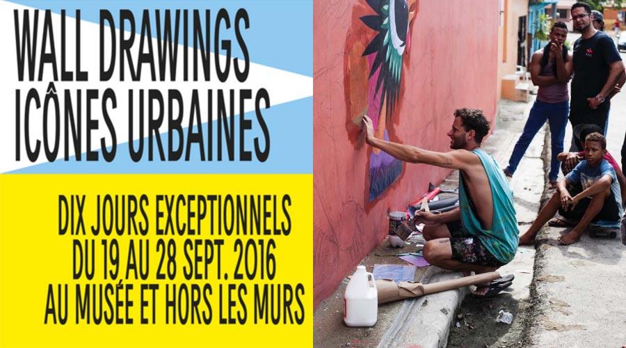 icônes urbaines du street-art