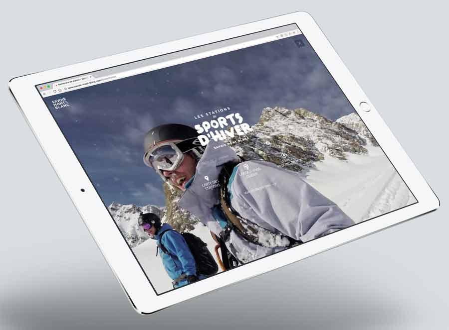 outil d'aide en ligne pour bien choisir sa station en Savoie Mont Blanc