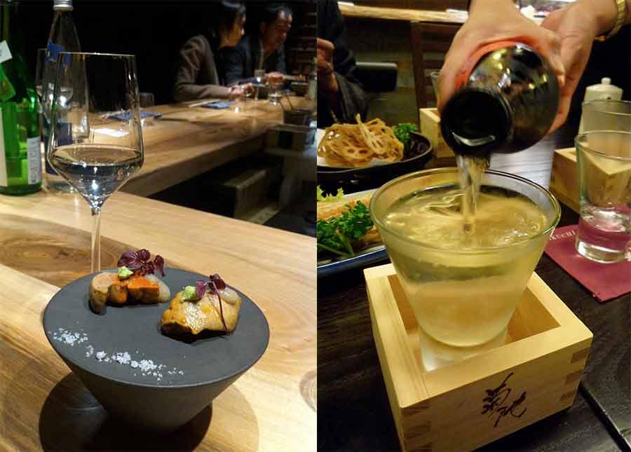 Saké - Le Salon Européen du Saké