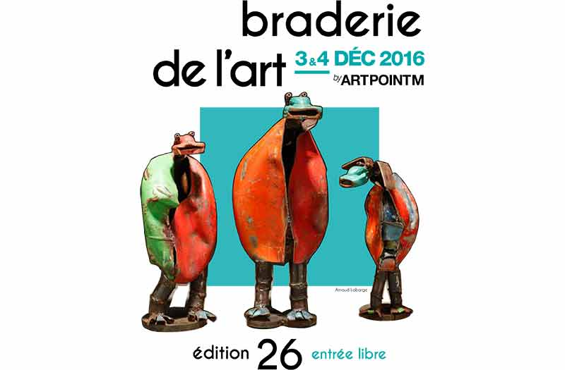 Braderie de l'Art à la Condition Publique