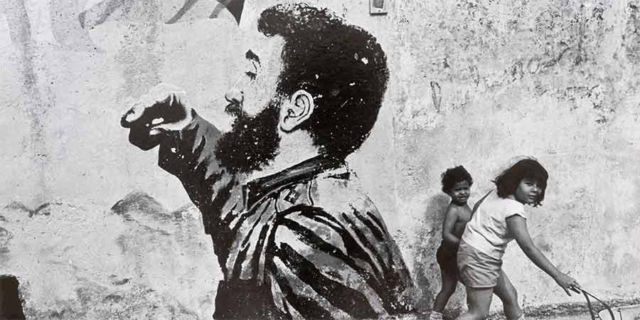 Encuentros - Luc Chessex - Le visage de la révolution