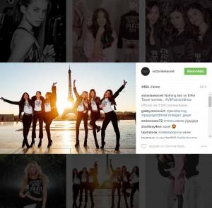 Victoria's Secret - Instagram 2016