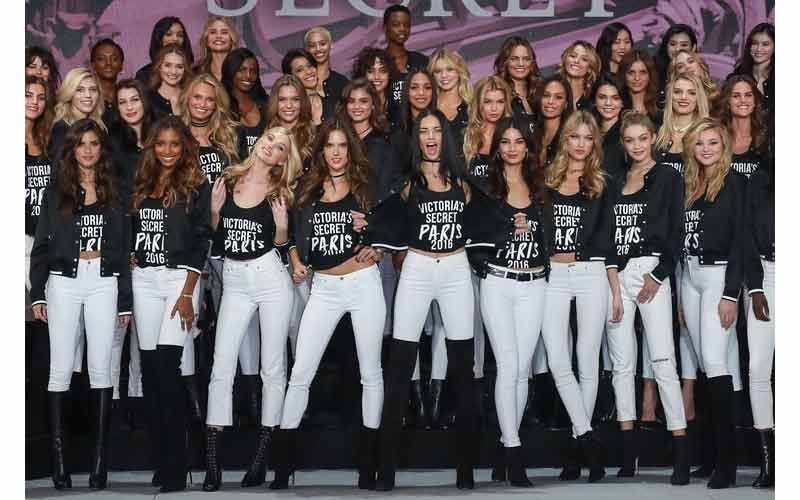 Victoria's Secret - Défilé 2016 à Paris