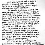 Manon Bara Manifeste
