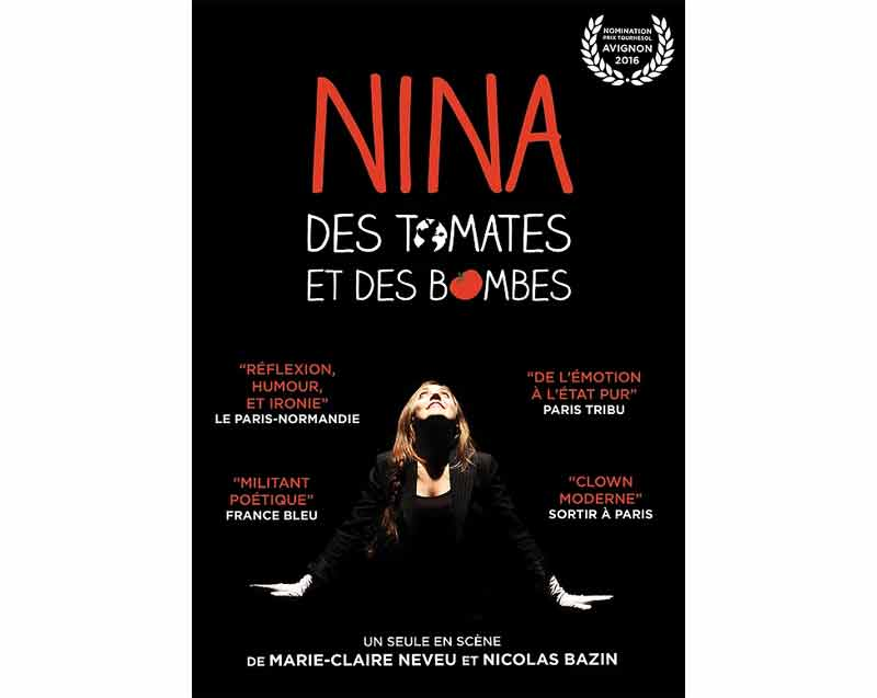 Nina, des tomates et des bombes