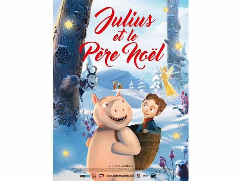 Jacob Ley - Julius et le Père Noël