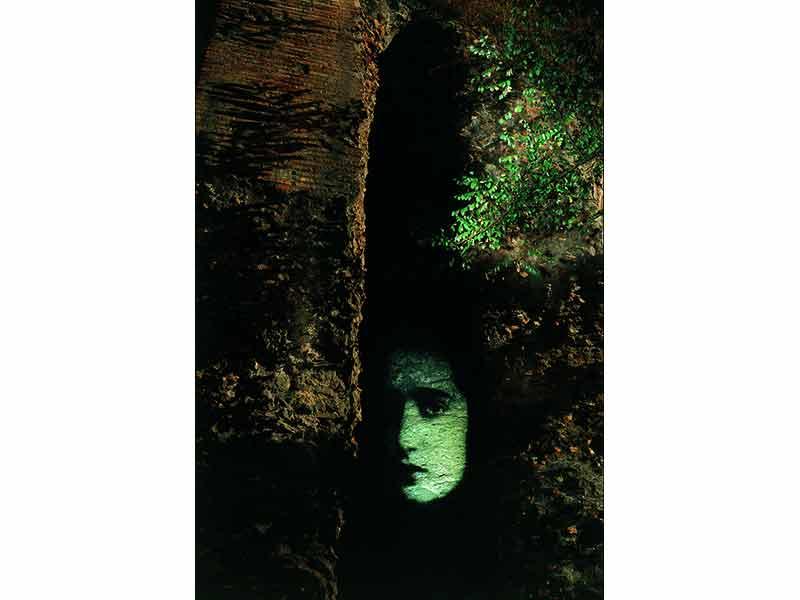 Alain Fleischer, la nuit des visages, 1995, copyright de l'artiste