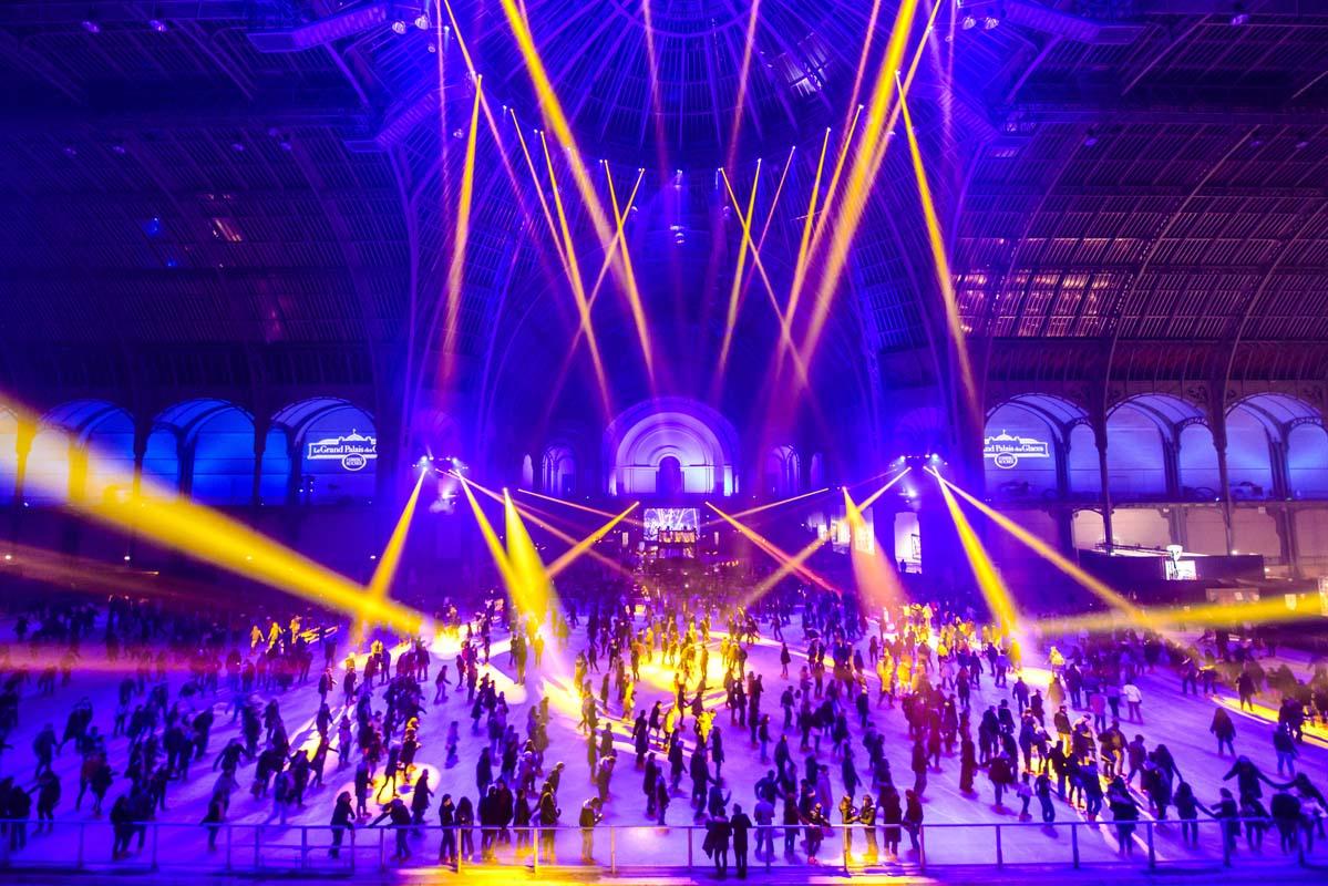 Grand Palais des Glaces 2016 -2017