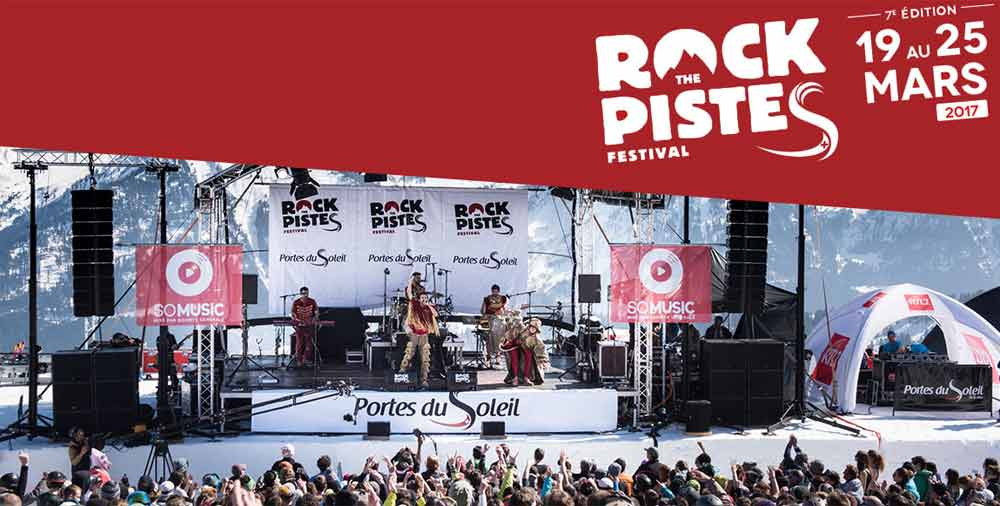 Matmatah - Rock The Pistes 2017