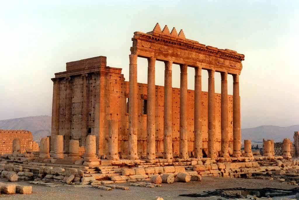 Proche-Orient - Palmyre