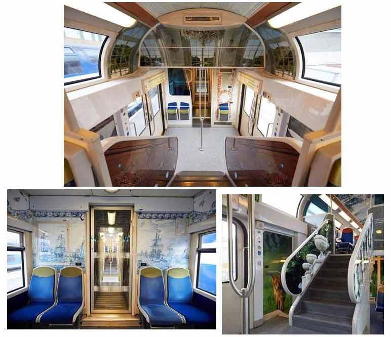 Train Nature et Patrimoine - Ligne N