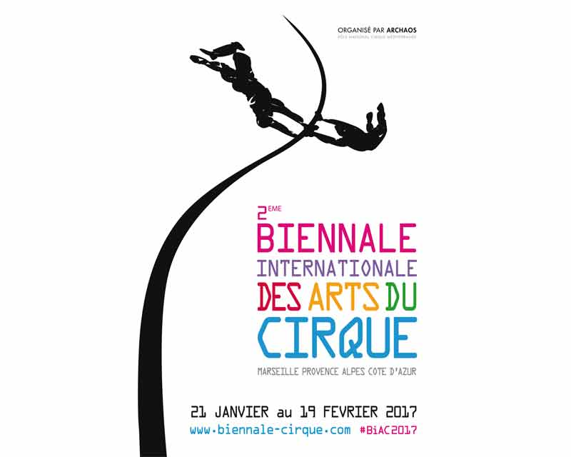 Arts du Cirque - Biennale Internationale des Arts du Cirque