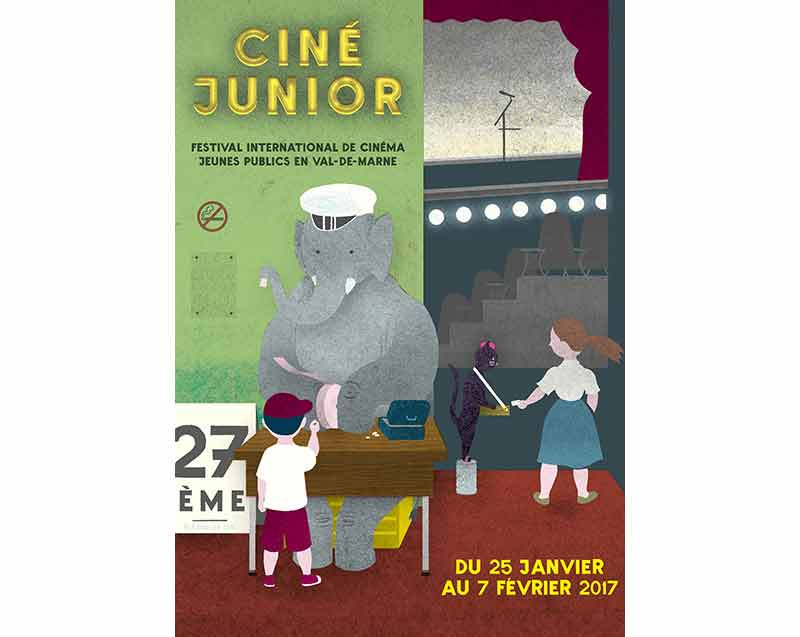 Ciné Junior 2017