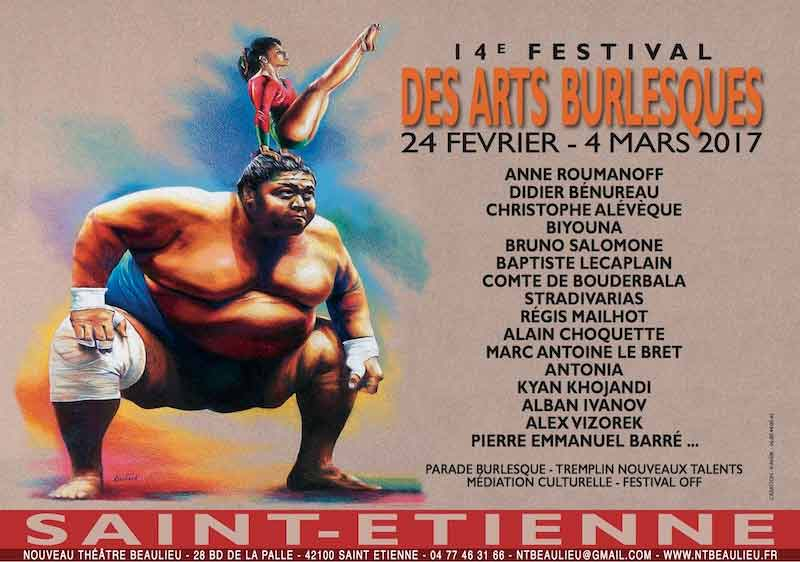 Arts Burlesques