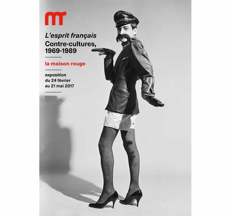 Maison rouge- Esprit français - Contre-cultures 1969-1989