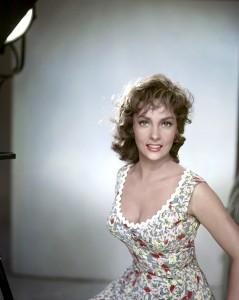 Gina LOLLOBRIGIDA Rome 1961