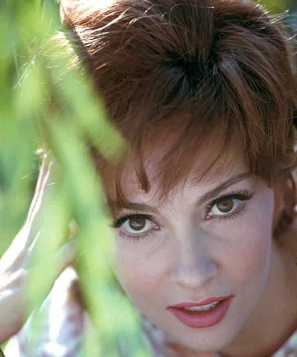 Ginna Lolobrigida Rome 1962