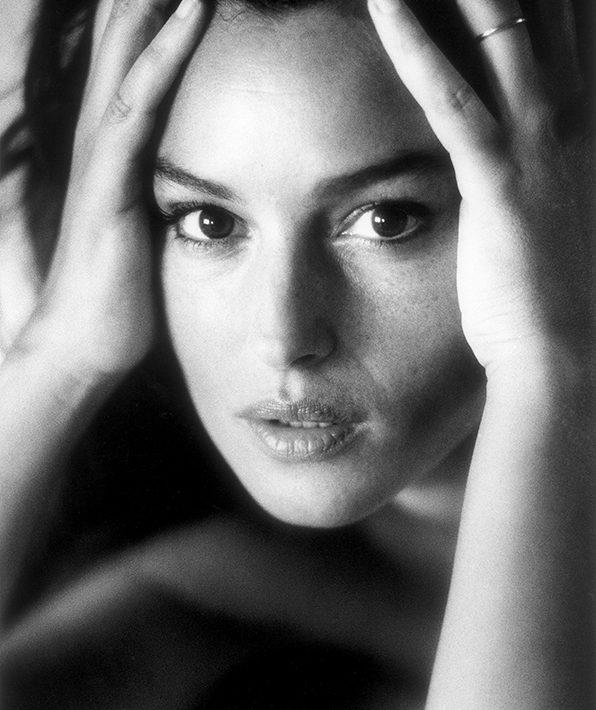 Monica Bellucci – Rome, 2002