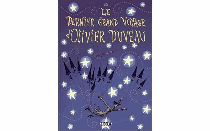 Jali : Le dernier grand voyage d'Olivier Duveau